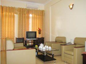 Vệ sinh khách sạn Đức Thành – Sầm Sơn – Thanh Hóa