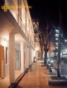 Vệ sinh khách sạn Phương Đông – Sầm Sơn – Thanh Hóa