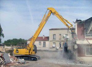 Dịch vụ phá dỡ công trình