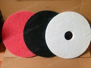 Miếng pad đánh sàn(đen, trắng,đỏ) 1 bộ = 5 cái