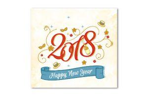 Chúc Mừng Năm Mới – Xuân Mậu Tuất 2018