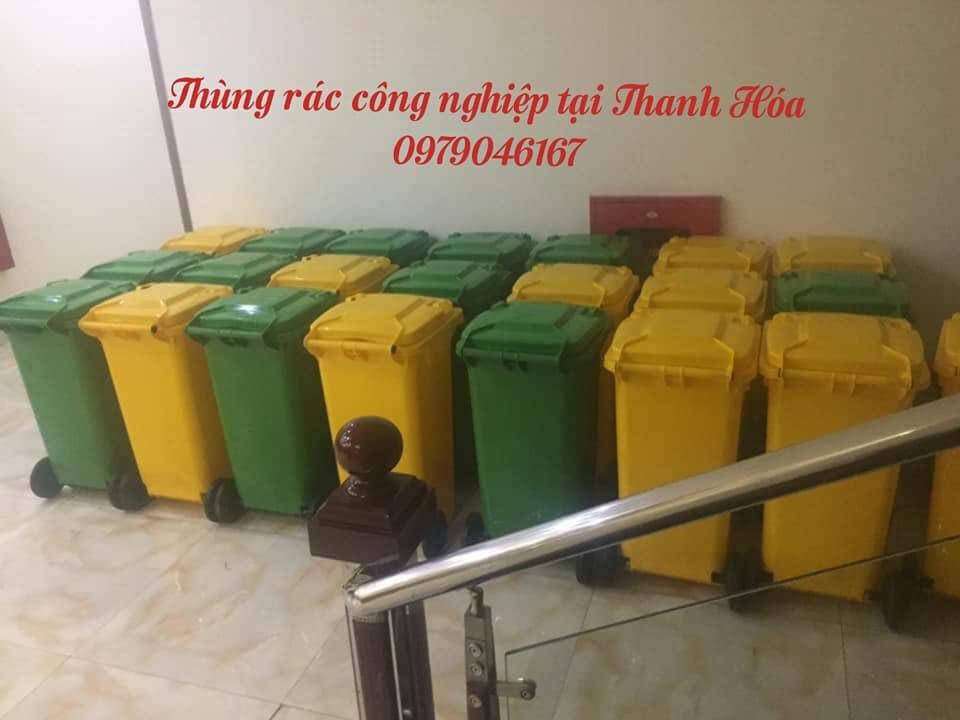 Cung cấp thùng 120l tại Thanh Hóa