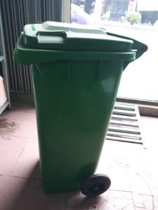 Thùng rác 120l tại Thanh hóa
