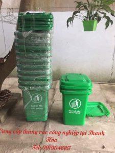 thùng rác môi trường Thanh Hóa