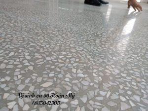 Quy trình mài và đánh bóng sàn bê tông- Vệ sinh công nghiệp 36 Hoàn Mỹ