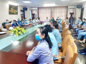 Tập huấn tạp vụ tại Thanh Hóa