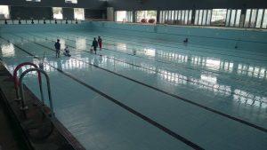 Dịch vụ vệ sinh bể bơi